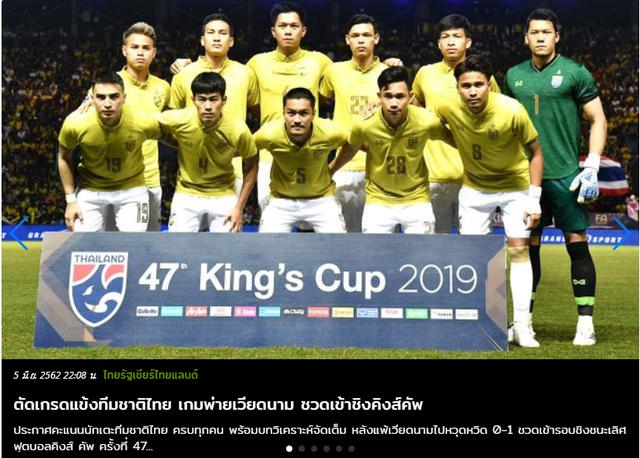 Báo Thái Lan sốc nặng khi đội nhà để thua đội tuyển Việt Nam - 2