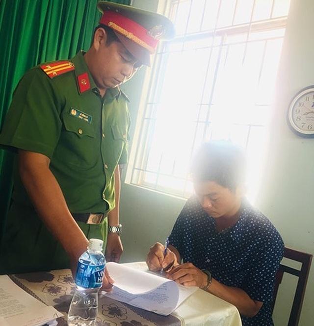 Bắt nguyên Trạm trưởng Trạm Bảo vệ rừng Đại Ninh - 1