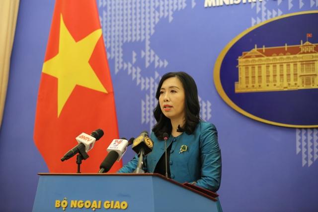Việt Nam gửi công hàm sau phát ngôn của Thủ tướng Singapore về vấn đề Campuchia - 1