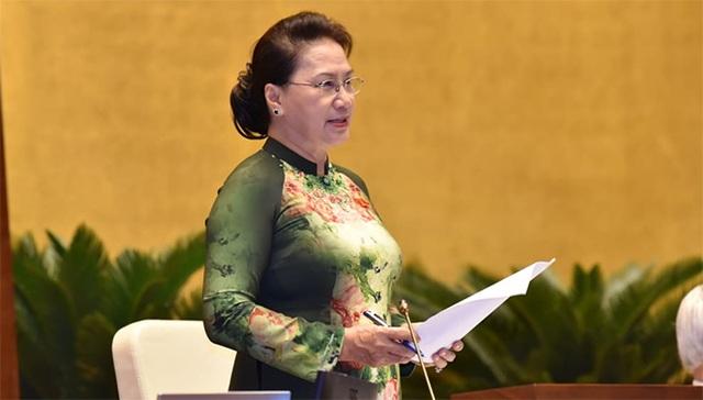 Chủ tịch Quốc hội đề nghị Bộ VHTTDL tiếp thu các ý kiến của đại biểu Quốc hội - 1
