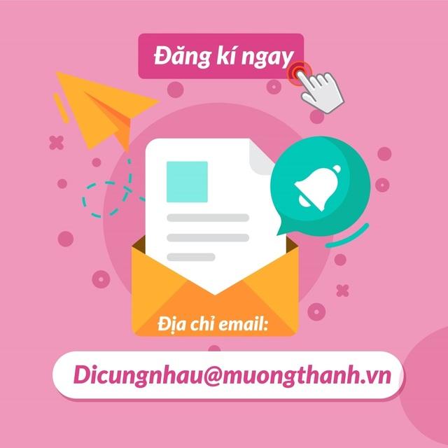 """Mường Thanh phát động cuộc thi ảnh """"NHÀ LÀ… ĐI CÙNG NHAU"""" - 4"""