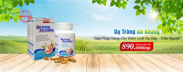 TPBVSK Dạ Tràng An Khang – Niềm tin vững chắc cho người bị đau dạ dày - 2