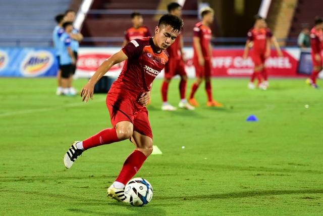 U23 Việt Nam rèn miếng đánh trước cuộc đấu với U23 Myanmar - 9
