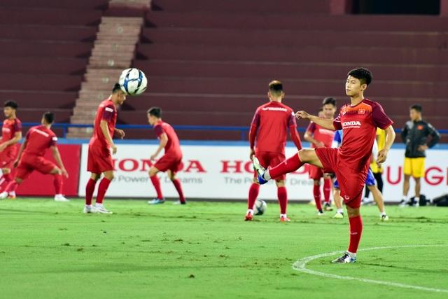 U23 Việt Nam rèn miếng đánh trước cuộc đấu với U23 Myanmar - 7