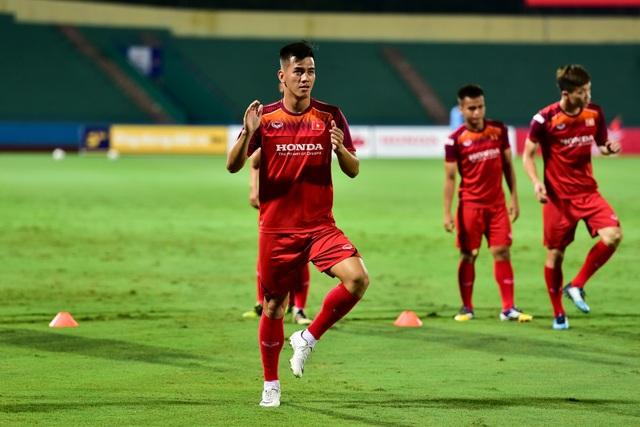 U23 Việt Nam rèn miếng đánh trước cuộc đấu với U23 Myanmar - 8