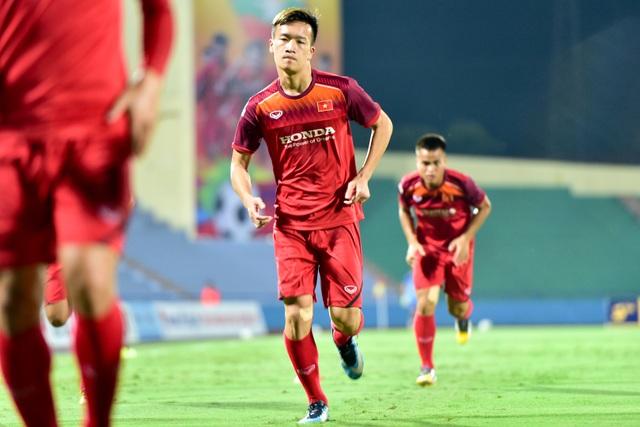U23 Việt Nam rèn miếng đánh trước cuộc đấu với U23 Myanmar - 10