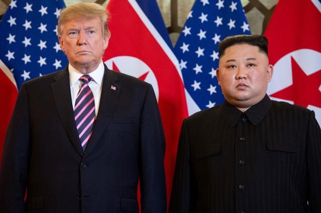 """Ông Trump lên tiếng sau cảnh báo """"mất kiên nhẫn"""" của Triều Tiên - 1"""
