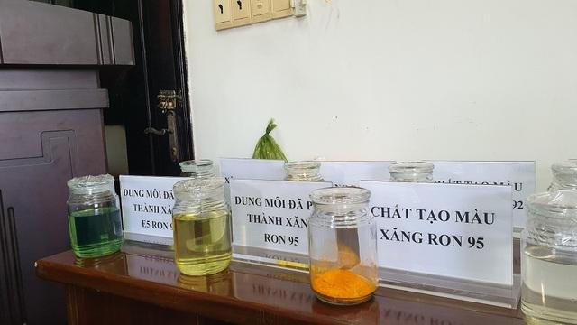 Vụ bắt đại gia xăng dầu Trịnh Sướng: Lộ đường dây tiêu thụ 6 triệu lít xăng giả mỗi tháng - 3