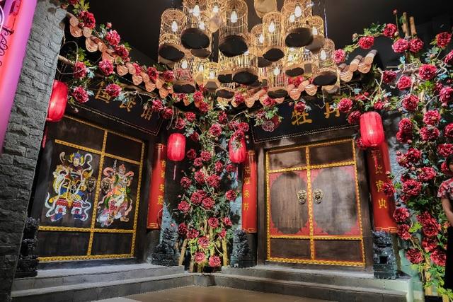Khám phá nhà hàng Trung mới toanh ngỡ như đang lạc ở Trung Quốc - 2