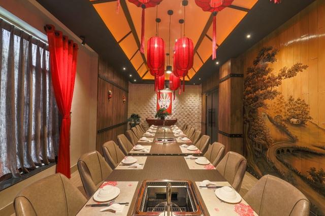 Khám phá nhà hàng Trung mới toanh ngỡ như đang lạc ở Trung Quốc - 4