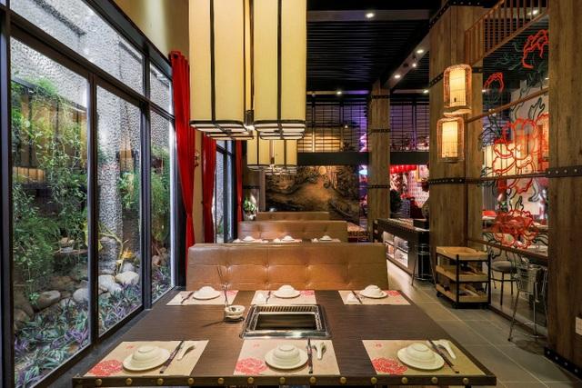 Khám phá nhà hàng Trung mới toanh ngỡ như đang lạc ở Trung Quốc - 5