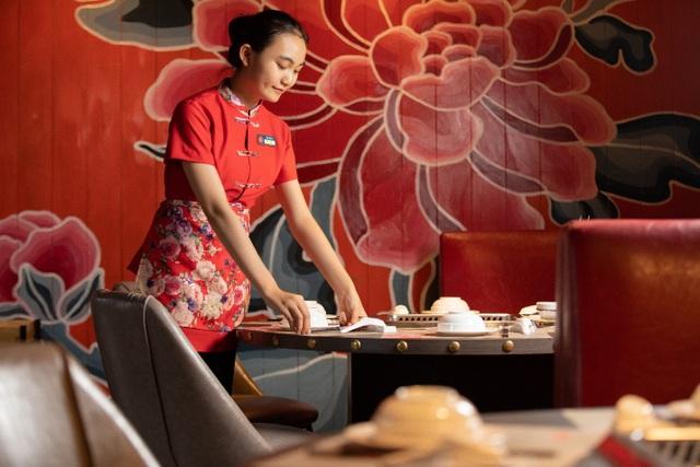 Khám phá nhà hàng Trung mới toanh ngỡ như đang lạc ở Trung Quốc - 6
