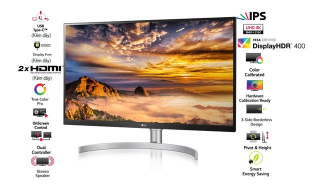 Chọn màn hình chuẩn màu cho đồ họa, chọn LG! - 1