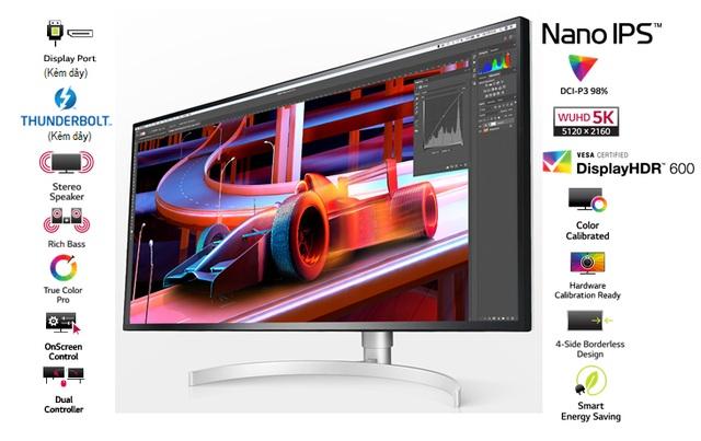 Chọn màn hình chuẩn màu cho đồ họa, chọn LG! - 2