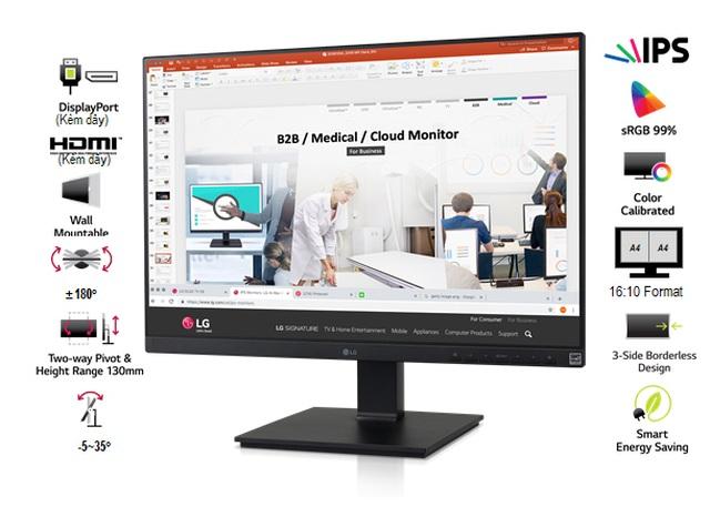 Chọn màn hình chuẩn màu cho đồ họa, chọn LG! - 3