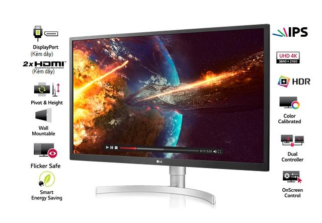Chọn màn hình chuẩn màu cho đồ họa, chọn LG! - 5