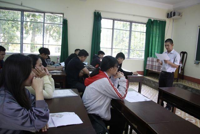 Đắk Lắk: Hơn 1.200 thí sinh tranh suất vào trường chuyên phố núi - 1