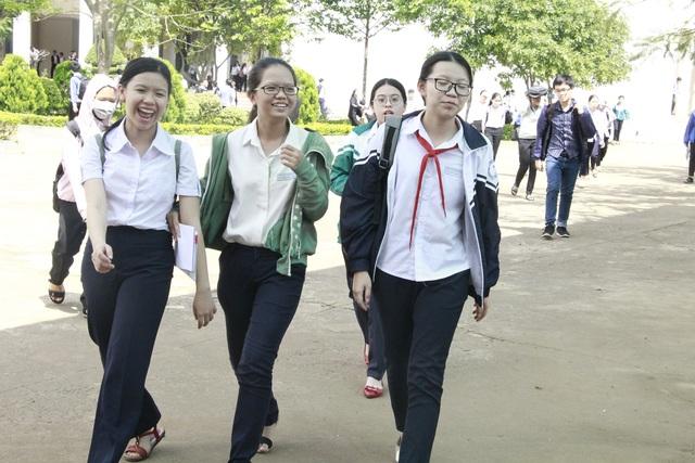 Đề thi Văn tuyển sinh lớp 10 trường chuyên tại Đắk Lắk hỏi về lòng bao dung - 3