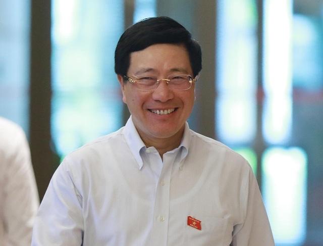 Phó Thủ tướng nói về ảnh hưởng cuộc chiến thương mại Mỹ - Trung tới Việt Nam - 8