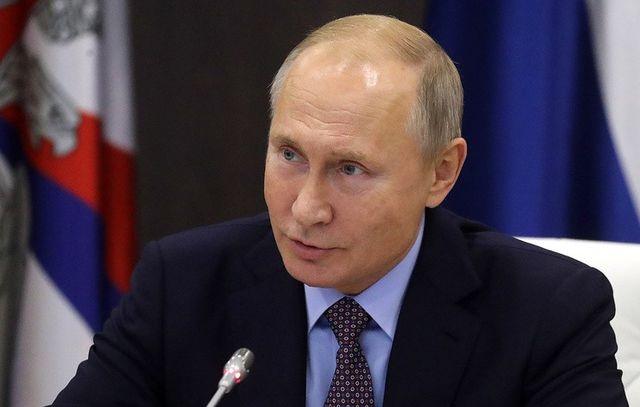 Ông Putin: Mỹ không hứng thú đàm phán lại hiệp ước hạt nhân START  - 1