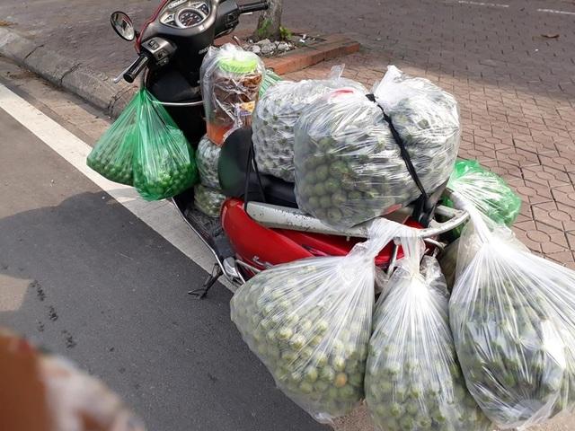 Sấu mất mùa mà ngày vẫn bán 2 tạ, thu về hơn 5 triệu đồng - 2