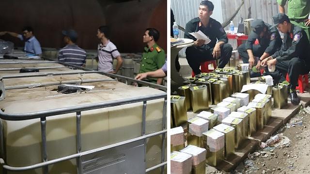 """Bộ Công an thông tin về đường dây xăng giả liên quan """"đại gia"""" Trịnh Sướng - 2"""