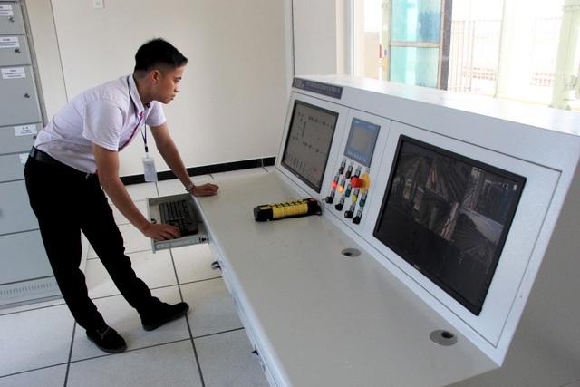 Đột nhập nhà rửa tàu tự động đầu tiên ở Việt Nam - 6