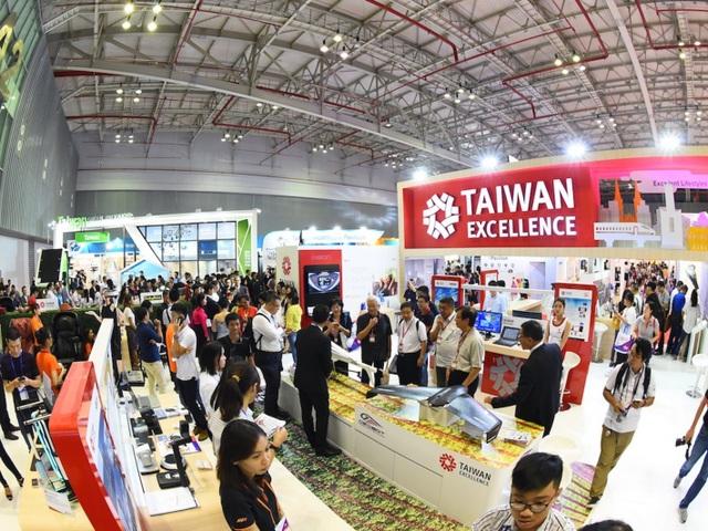 Taiwan Excellence giới thiệu nhiều dấu ấn công nghệ độc đáo tại Vietnam ICT COMM 2019 - 1