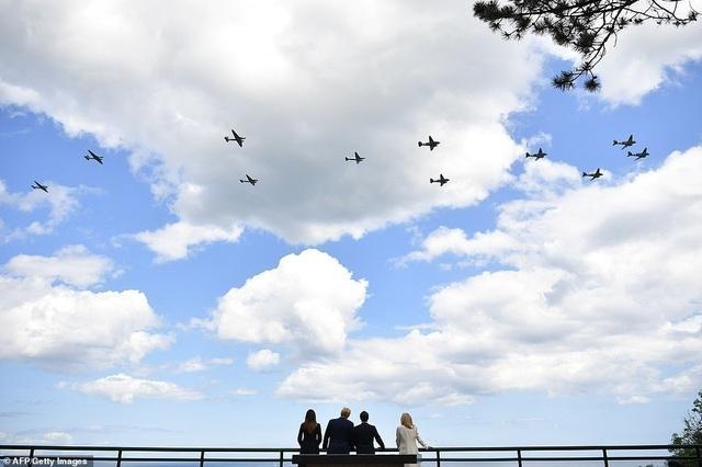 Dàn lãnh đạo thế giới kỷ niệm 75 năm cuộc đổ bộ huyền thoại Normandy - 10