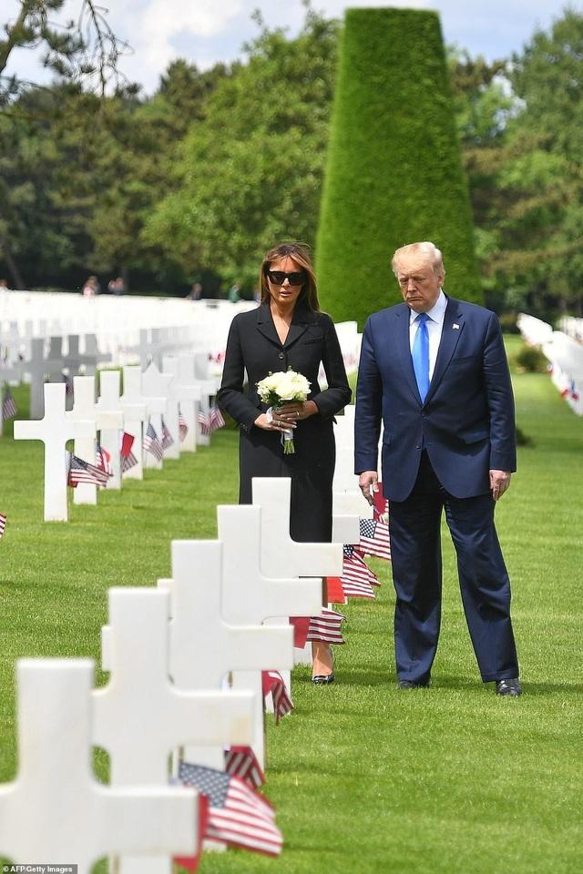 Dàn lãnh đạo thế giới kỷ niệm 75 năm cuộc đổ bộ huyền thoại Normandy - 8
