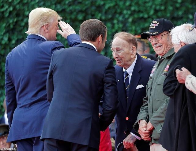 Dàn lãnh đạo thế giới kỷ niệm 75 năm cuộc đổ bộ huyền thoại Normandy - 2