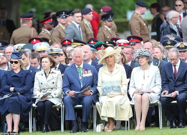 Dàn lãnh đạo thế giới kỷ niệm 75 năm cuộc đổ bộ huyền thoại Normandy - 4