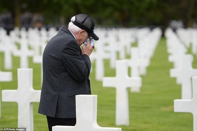 Dàn lãnh đạo thế giới kỷ niệm 75 năm cuộc đổ bộ huyền thoại Normandy - 7