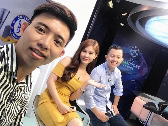 Nữ MC Việt từng lên báo Hàn Quốc xuất hiện xinh đẹp trong Ai là triệu phú - 3
