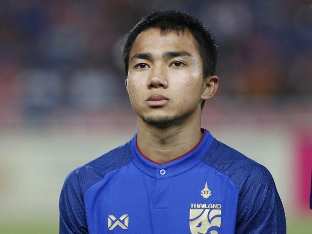 Bạn gái cầu thủ Duy Mạnh gay gắt khi cầu thủ Thái Lan khiêu khích trên Facebook - 1