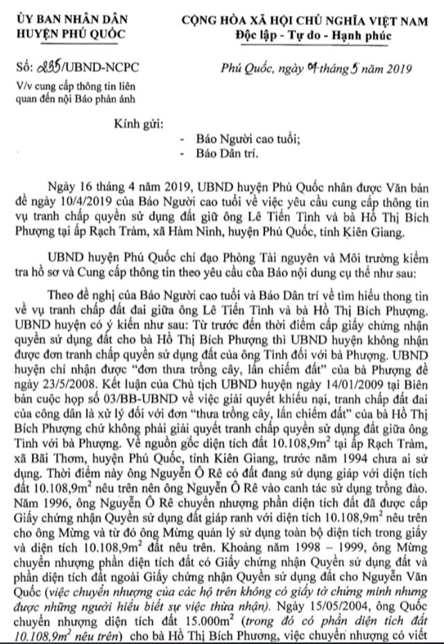 Chủ tịch Kiên Giang chỉ đạo hỏa tốc, Chủ tịch huyện Phú Quốc vẫn đang kiểm tra? - 4