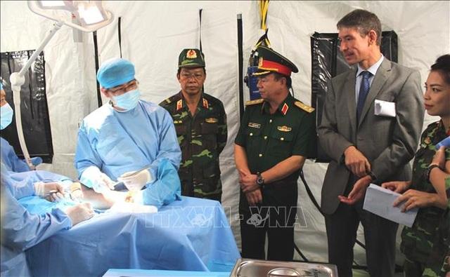 Khẳng định cam kết của Việt Nam đóng góp cho hòa bình thế giới - 3