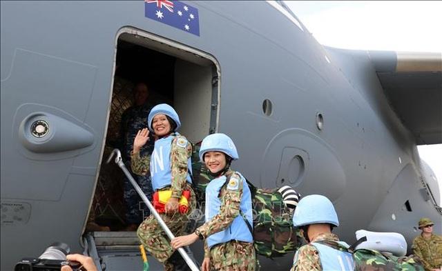 Khẳng định cam kết của Việt Nam đóng góp cho hòa bình thế giới - 4