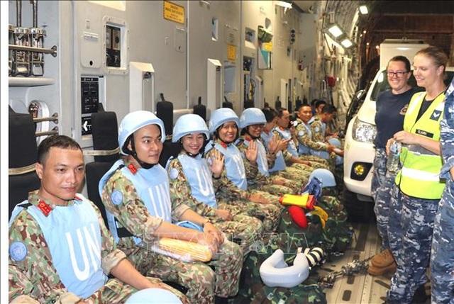 Việt Nam với Hội đồng Bảo an Liên hợp quốc: Bạn bè quốc tế tin tưởng và ủng hộ Việt Nam - 1