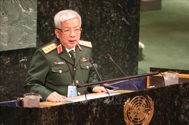Khẳng định cam kết của Việt Nam đóng góp cho hòa bình thế giới - 2