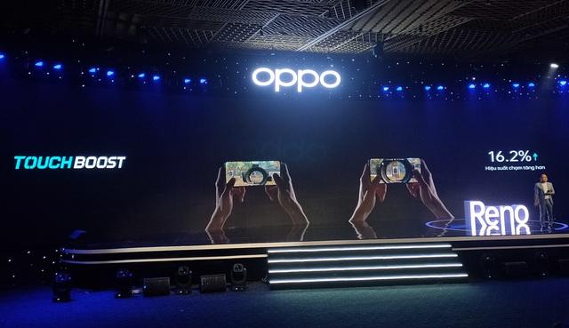 Smartphone vây cá mập Oppo Reno chính thức ra mắt, giá 12,9 triệu đồng - 4