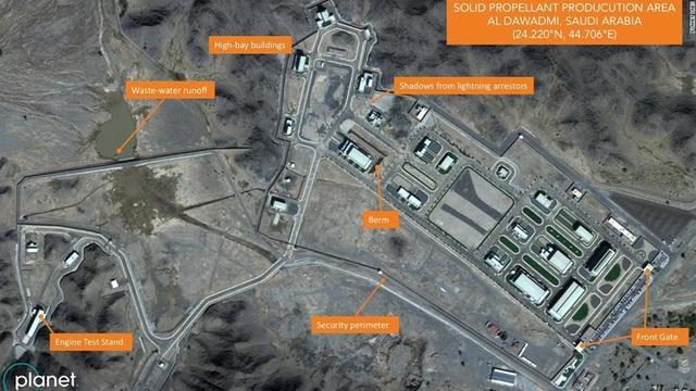 Tình báo Mỹ tố Trung Quốc giúp Saudi Arabia phát triển tên lửa - 1