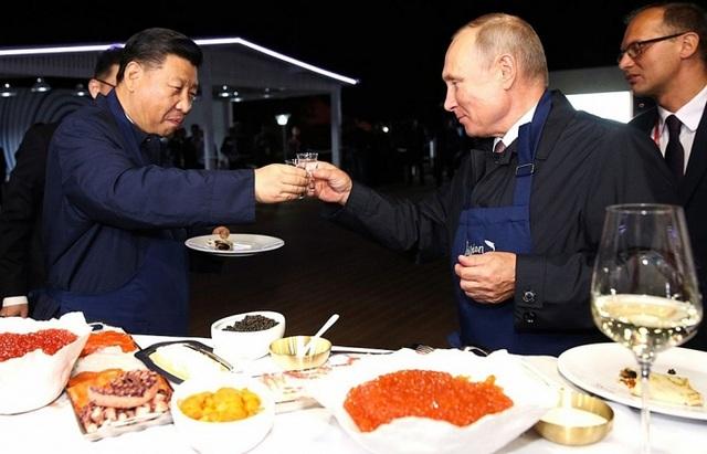 Chủ tịch Trung Quốc Tập Cận Bình thăm Nga: Đối thủ của đối thủ có là bạn ? - 1