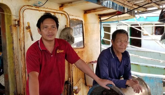Tàu ngư dân Quảng Nam bị cướp