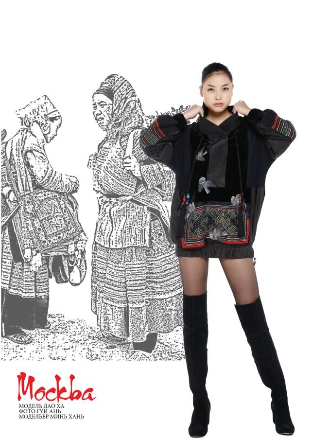 Chúng ta cần nỗ lực để nối kết với một nền văn hoá vĩ đại trong lĩnh vực thời trang - 1