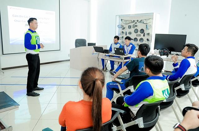 Honda đẩy mạnh công tác hướng dẫn lái xe an toàn - 2