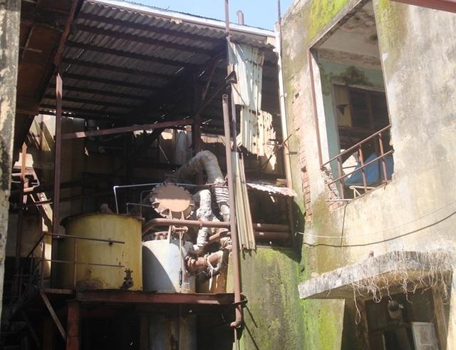 Vụ hơn 300 công nhân bị nợ lương: Hoang tàn nhà máy trăm tỷ chờ bán sắt vụn - 9