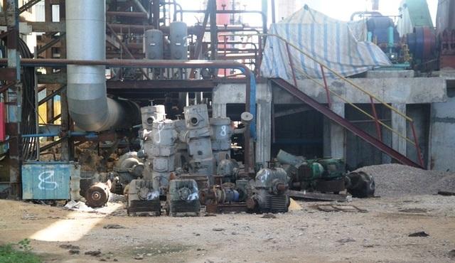 Vụ hơn 300 công nhân bị nợ lương: Hoang tàn nhà máy trăm tỷ chờ bán sắt vụn - 2