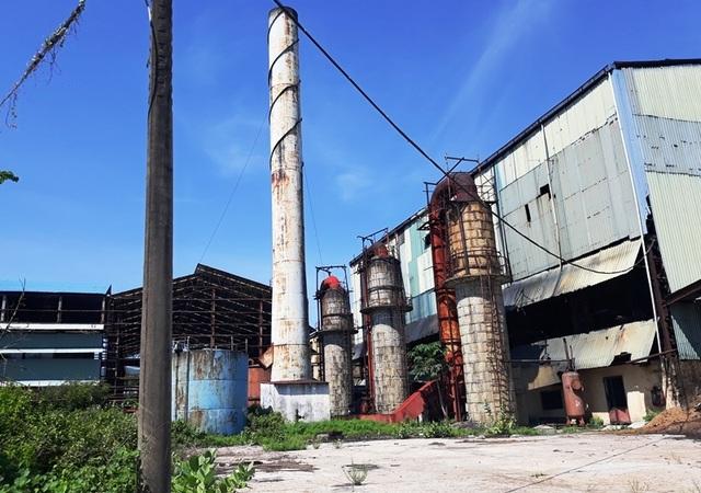 Vụ hơn 300 công nhân bị nợ lương: Hoang tàn nhà máy trăm tỷ chờ bán sắt vụn - 4