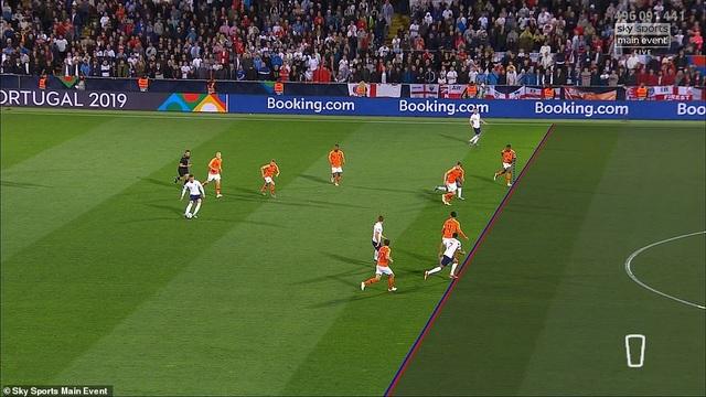 Hàng thủ lơ ngơ, tuyển Anh gục ngã trước Hà Lan - 4